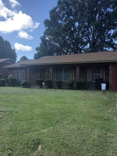Jackson Single Family Home For Sale: 1581 Wingfield Cir