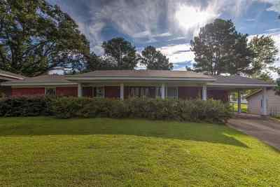 Ridgeland Single Family Home Contingent/Pending: 616 S Wheatley St