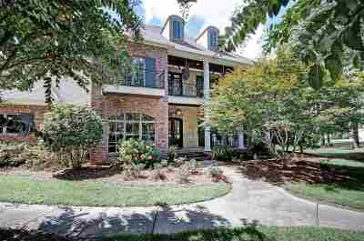Madison MS Single Family Home For Sale: $949,200