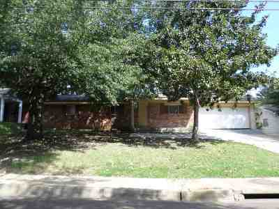 Ridgeland Single Family Home For Sale: 618 S Wheatley St