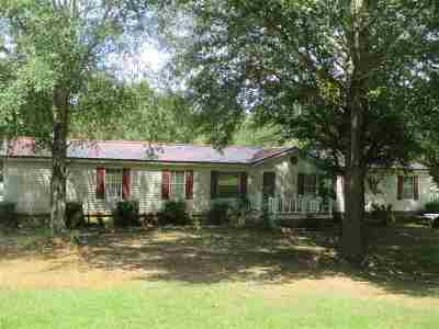 Jackson Single Family Home For Sale: 2703 Maclean Rd