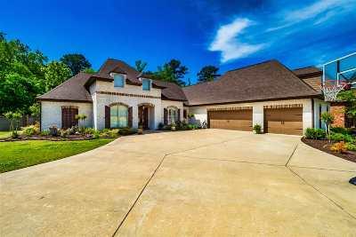 Brandon Single Family Home For Sale: 124 Pinnacle Cir