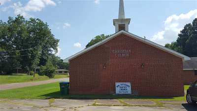 Newton County Commercial For Sale: 817 W Church St
