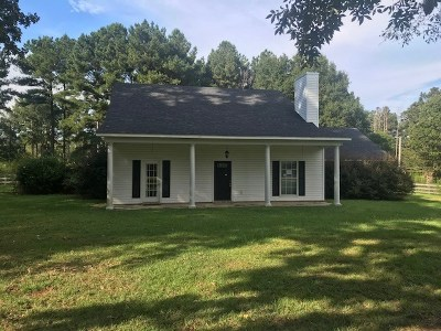 Single Family Home For Sale: 563 Oak Ridge Rd
