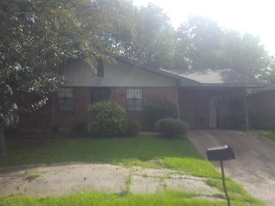 Jackson Single Family Home For Sale: 6512 Lake Forest Dr
