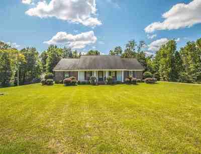 Magee Single Family Home Contingent/Pending: 112 Terri Lynn Rd