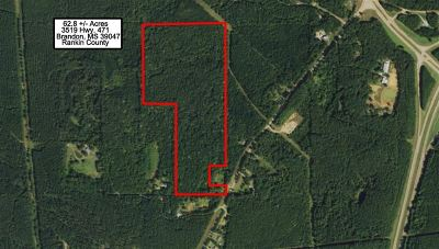Brandon Residential Lots & Land Contingent/Pending: 3519 Hwy 471