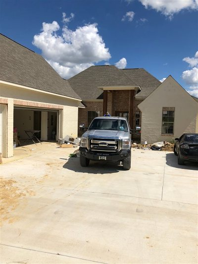 Madison MS Single Family Home For Sale: $485,000