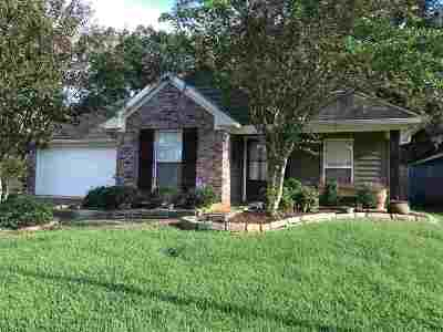 Brandon Single Family Home Contingent/Pending: 118 W Pinebrook Dr