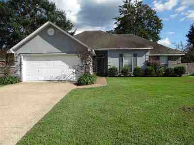 Florence Single Family Home Contingent/Pending: 216 Shady Pecan Dr