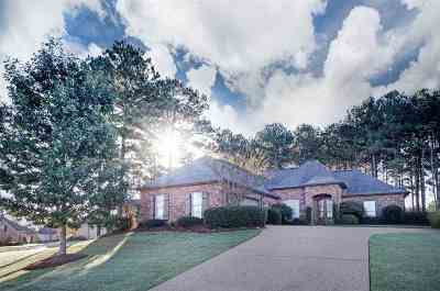 Madison MS Single Family Home For Sale: $298,500