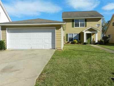 Canton Single Family Home Contingent/Pending: 214 Alice Scott Dr