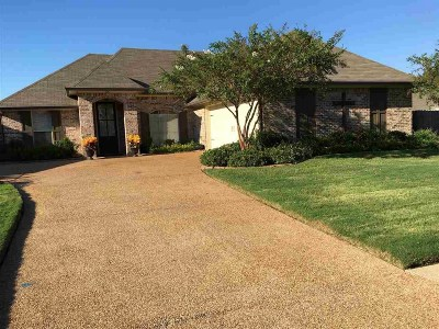 Rankin County Single Family Home Contingent/Pending: 351 Austin Cir