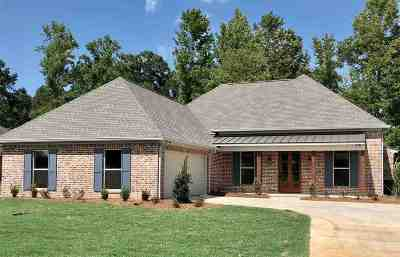 Single Family Home For Sale: 904 Poplar Dr