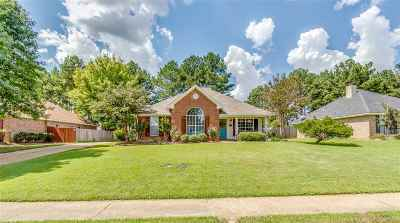 Madison County Single Family Home Contingent/Pending: 115 Planters Row