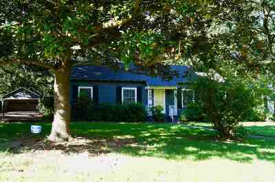 Jackson Single Family Home Contingent/Pending: 4356 Henderson Cir
