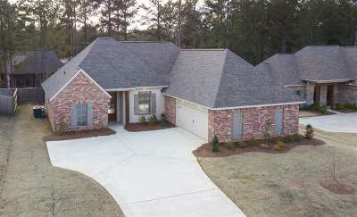 Hinds County, Madison County, Rankin County Single Family Home For Sale: 134 Hampton Ridge