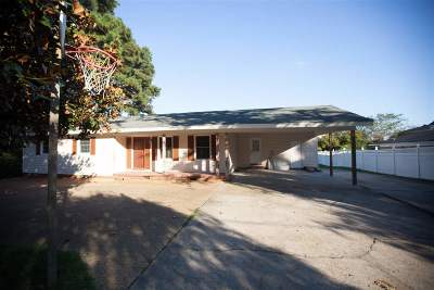 Hinds County, Madison County, Rankin County Single Family Home For Sale: 133 Murial St