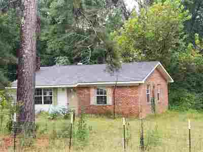 Neshoba County Single Family Home Contingent/Pending: 13321 Hwy 19 N