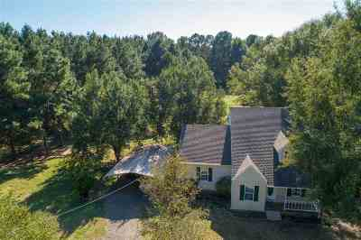 Hinds County Single Family Home For Sale: 2139 Boyd Rd