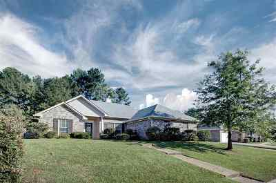 Rankin County Single Family Home For Sale: 607 Huntington Dr