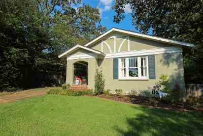 Hinds County Single Family Home For Sale: 1212 Lyncrest Ave