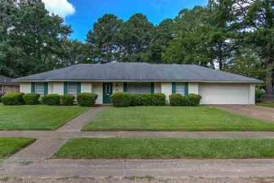 Jackson Single Family Home For Sale: 5075 Riverwood Cir