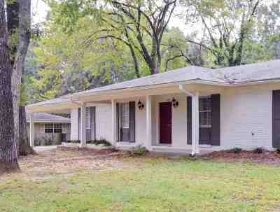 Jackson Single Family Home For Sale: 925 Briarwood Dr