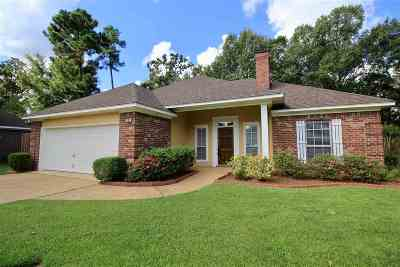 Brandon Single Family Home For Sale: 221 Cherrybark Ln