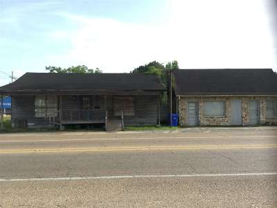 Mendenhall Commercial For Sale: 1629 Simpson Hwy 149