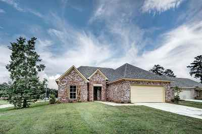 Pearl Single Family Home Contingent/Pending: 301 Creek Ct