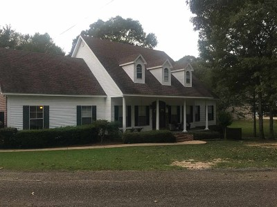 Mendenhall Single Family Home For Sale: 116 Johnny Rawls Rd