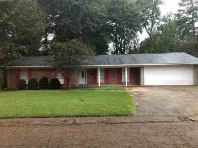 Hinds County Single Family Home For Sale: 5801 Medallion Dr