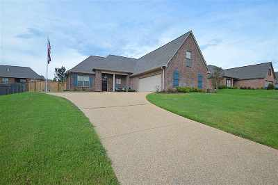 Clinton Single Family Home For Sale: 127 Marion Dr
