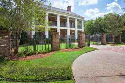 Hinds County Single Family Home For Sale: 2656 Lake Circle