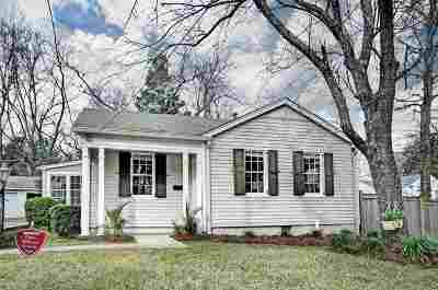 Hinds County Single Family Home For Sale: 1211 Whitworth St