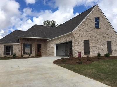 Canton Single Family Home For Sale: 160 Western Ridge Cr