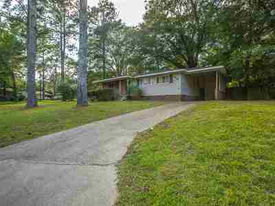 Hinds County Single Family Home For Sale: 2835 Lakewood Dr