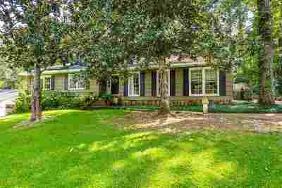 Jackson Single Family Home For Sale: 1805 Hillview Dr