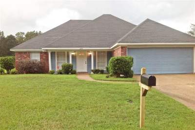 Byram Single Family Home For Sale: 2094 Branch Creek Dr