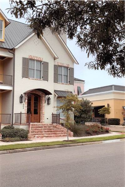 Ridgeland Townhouse For Sale: 202 Eastpark St