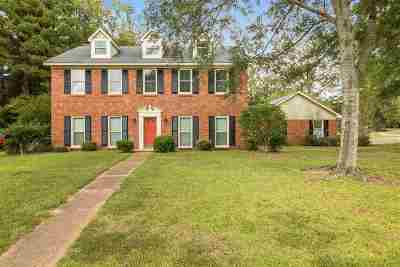 Byram Single Family Home Contingent/Pending: 166 Blackmon Rd