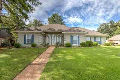Brandon Single Family Home Contingent/Pending: 124 Woodlands Green Dr