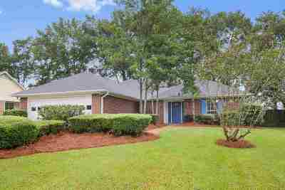 Ridgeland Single Family Home Contingent/Pending: 139 Timbercrest Dr