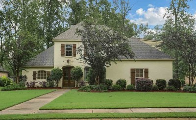 Madison Single Family Home For Sale: 104 Hackberry Dr