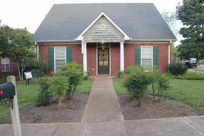 Ridgeland Single Family Home For Sale: 611 Camdenpark Dr