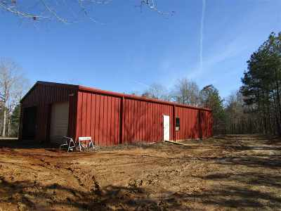 Leake County Residential Lots & Land Contingent/Pending: 571 County Line Rd