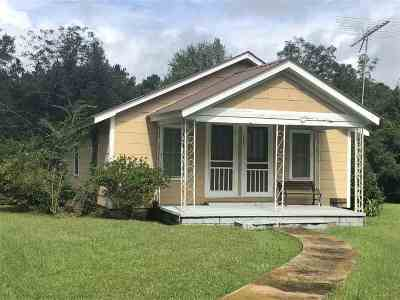 Magee Single Family Home For Sale: 1062 Dry Creek Rd