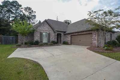 Flowood Single Family Home For Sale: 270 Bellamy Ct