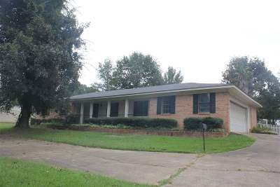Carthage Single Family Home Contingent/Pending: 514 Northwest St